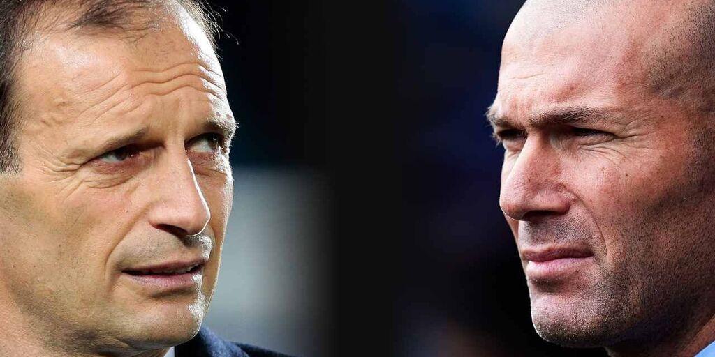 Juventus: per la panchina è corsa a tre, Zidane il preferito (Getty Images)