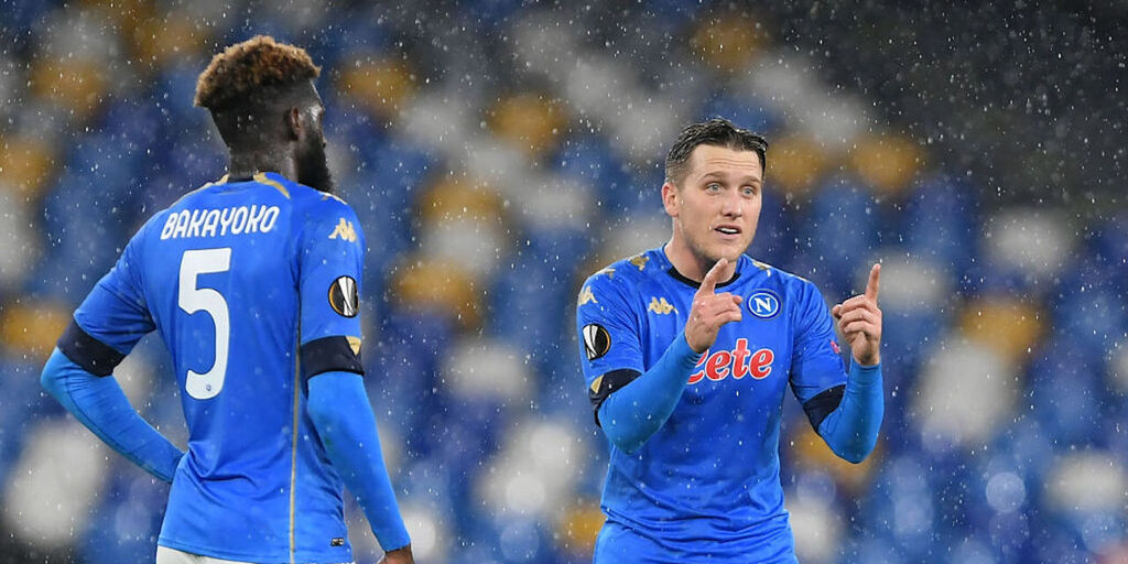 VIDEO - Napoli-Real Sociedad 1-1, gol e highlights (Getty Images)
