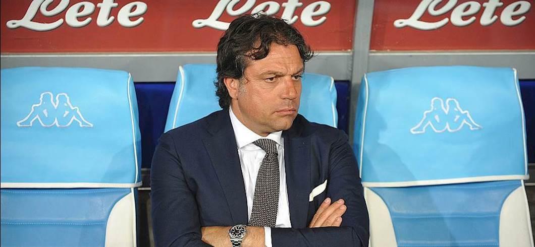 """Napoli, Giuntoli: """"Mai persa compattezza, ok De Laurentiis su Gattuso"""" (Getty Images)"""