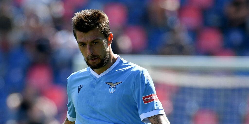 """Lazio, Acerbi chiede scusa dopo il rosso e la squalifica: """"Mi dispiace"""" (Getty Images)"""