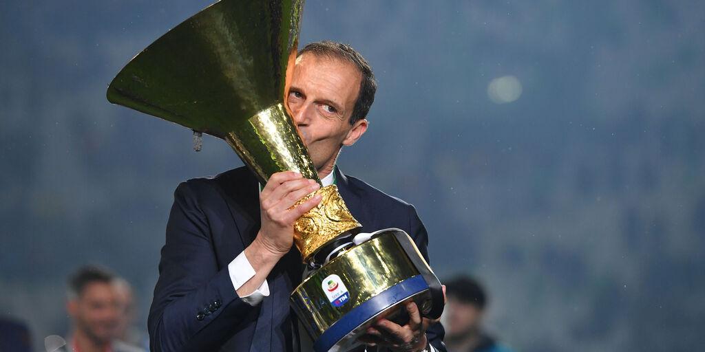 Zidane lascia il Real Madrid. Il club ha un obiettivo n°1: Allegri (Getty Images)