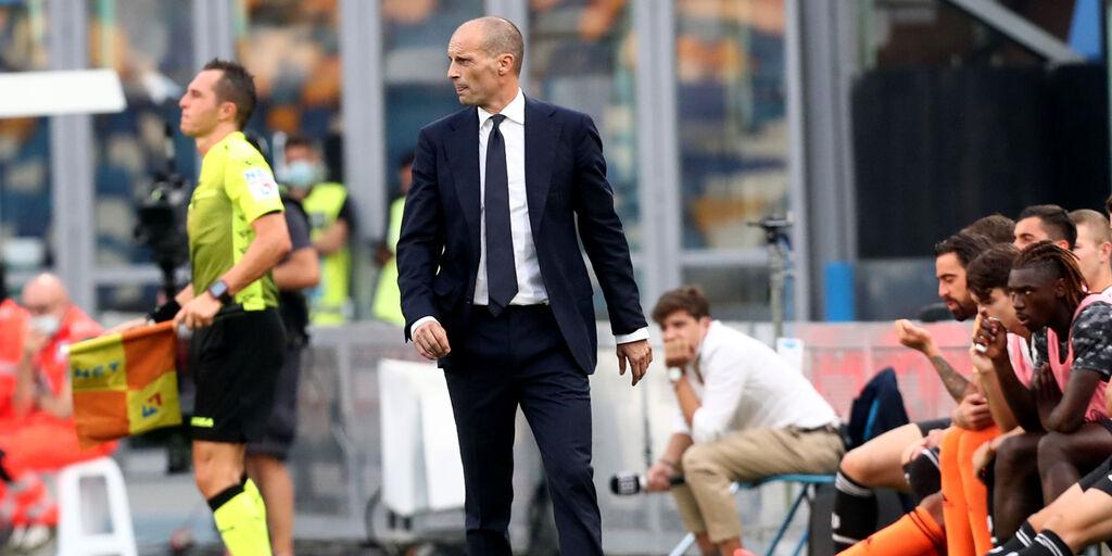 Malmö-Juventus, le parole di Allegri (Getty Images)