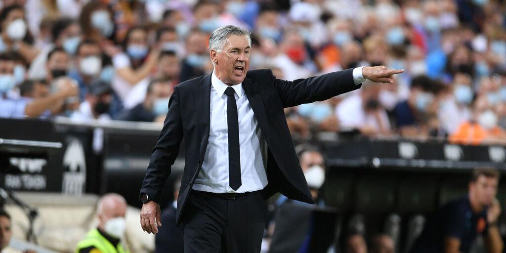 """Real ko, Ancelotti: """"Difficile spiegare. L\'arbitro mi ha mancato di rispetto"""" (Getty Images)"""