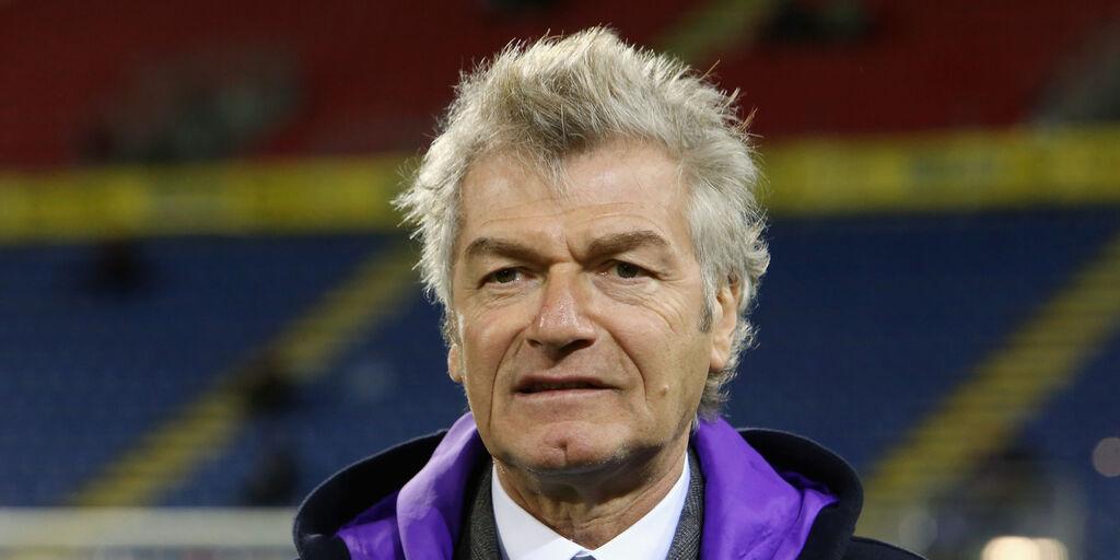 """Fiorentina, Antognoni: """"Io fatto fuori da Commisso"""". La replica di Barone (Getty Images)"""