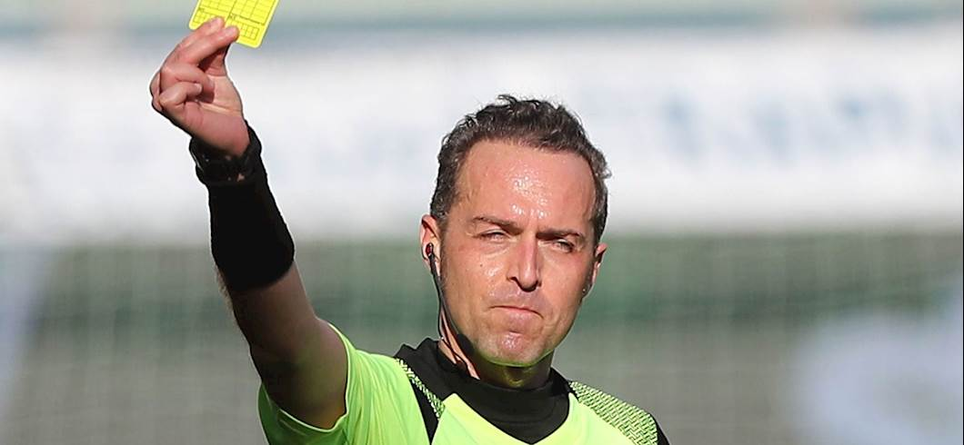 Serie A, gli arbitri della 35 giornata di campionato (Getty Images)