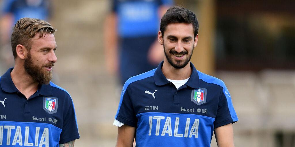 """L'Italia e la dedica ad Astori, il fratello Bruno: """"Ha corso a fianco a voi"""" (Getty Images)"""