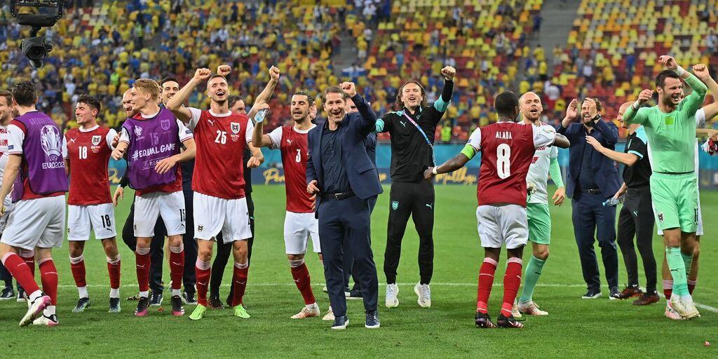 Per l'Italia agli ottavi c'è l'Austria di un calcio ancora in costruzione  (Getty Images)