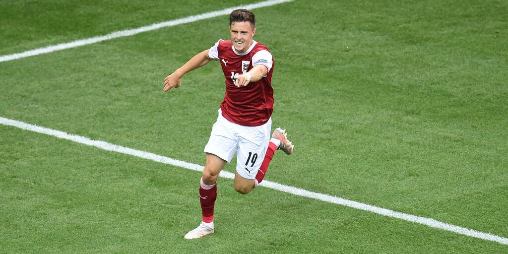 Austria: gol, record ed infortunio per Baumgartner (Getty Images)