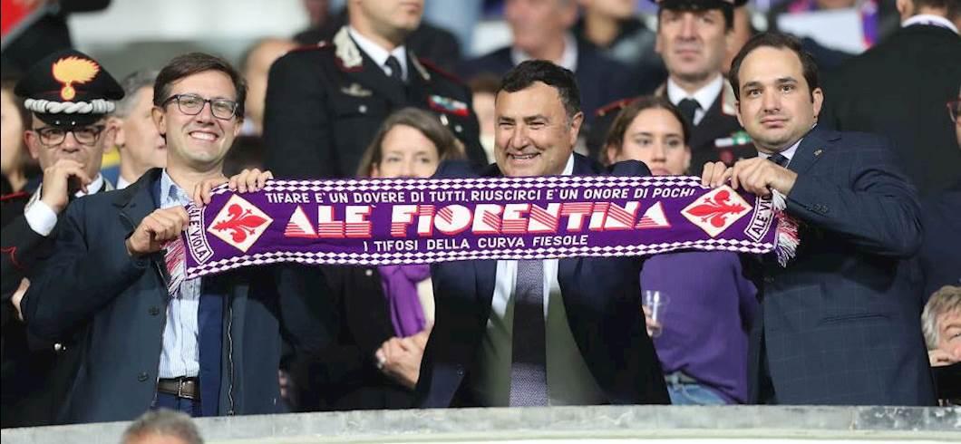 """Fiorentina, Barone: """"Vlahovic ha due anni di contratto. Su Sensi..."""" (Getty Images)"""