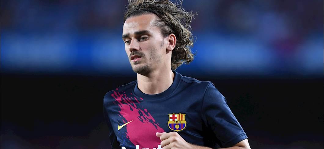 Barcellona, campionato finito per Griezmann! Ora obiettivo Champions (Getty Images)