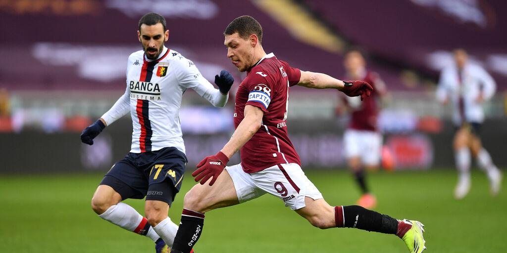 Torino-Genoa 0-0, gli highlights (Getty Images)