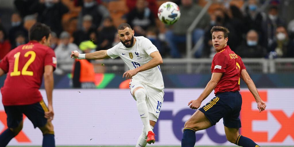 Pallone d'Oro 2021, Benzema ci spera e Ronaldo è un suo sponsor (Getty Images)