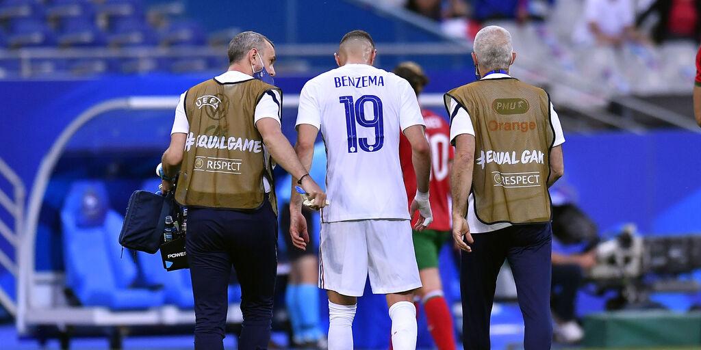 Francia, apprensione Benzema in vista Euro 2021: Deschamps minimizza (Getty Images)
