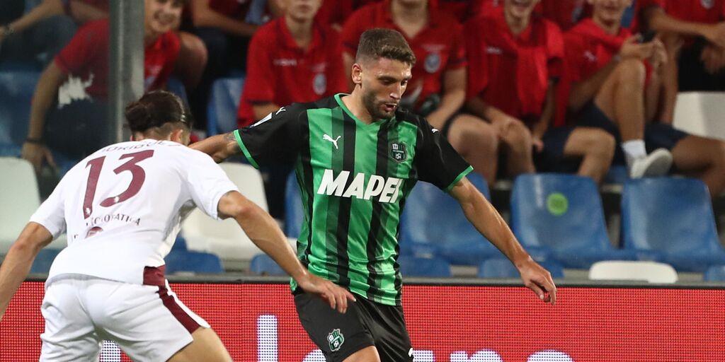 Berardi, storia di un ex capitano: deve riprendersi il Sassuolo (Getty Images)
