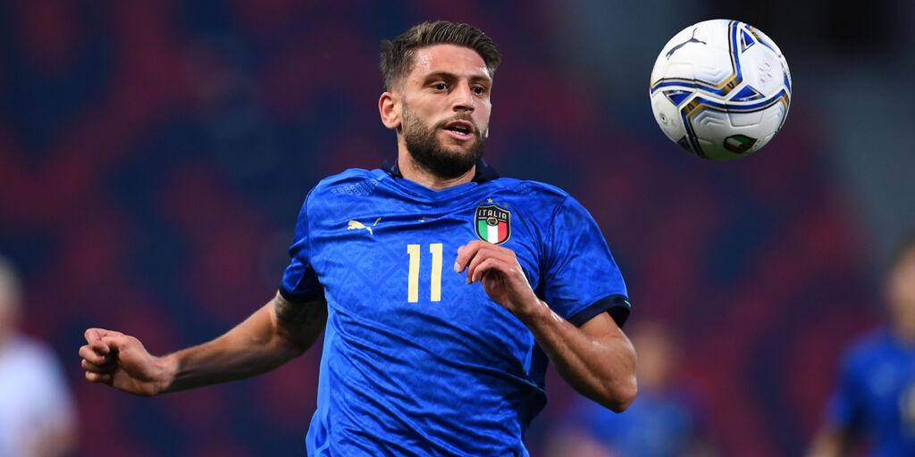 """Italia, Berardi: """"Grande gruppo, daremo il massimo contro il Galles"""" (Getty Images)"""