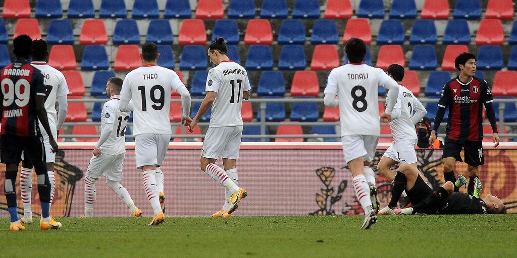 Parma-Milan: le formazioni ufficiali (Getty Images)