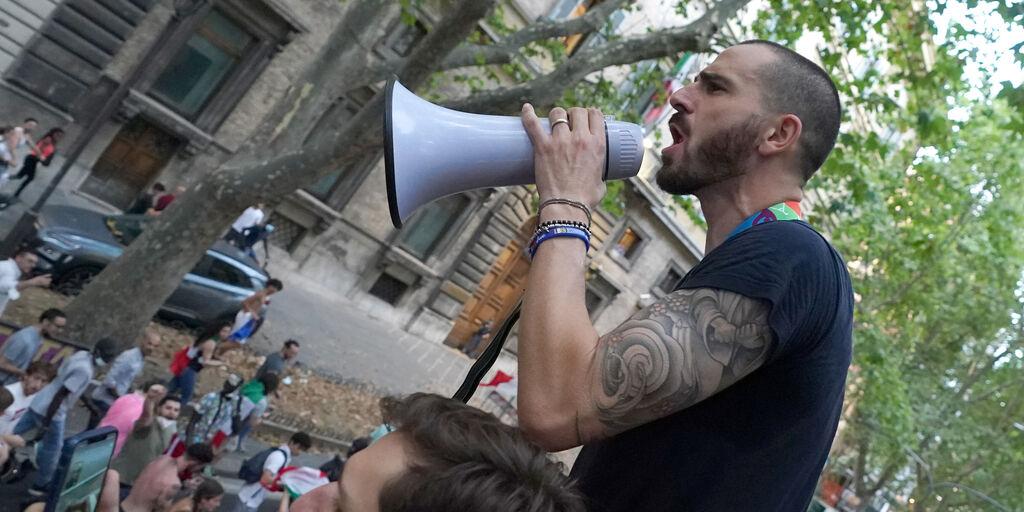 """Il fratello di Bonucci si sfoga: """"Come potete criticarlo?"""" (Getty Images)"""
