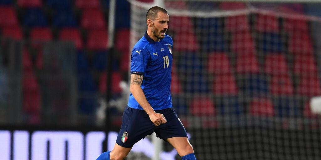 """Italia, Bonucci: """"All'Europeo con tranquillità e spensieratezza"""" (Getty Images)"""