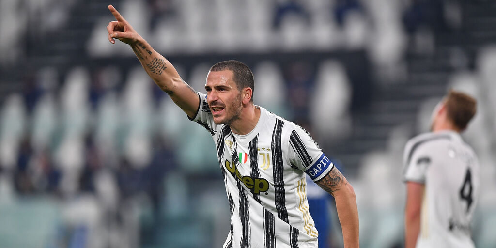 Juventus: Bonucci guarito dal Coronavirus (Getty Images)