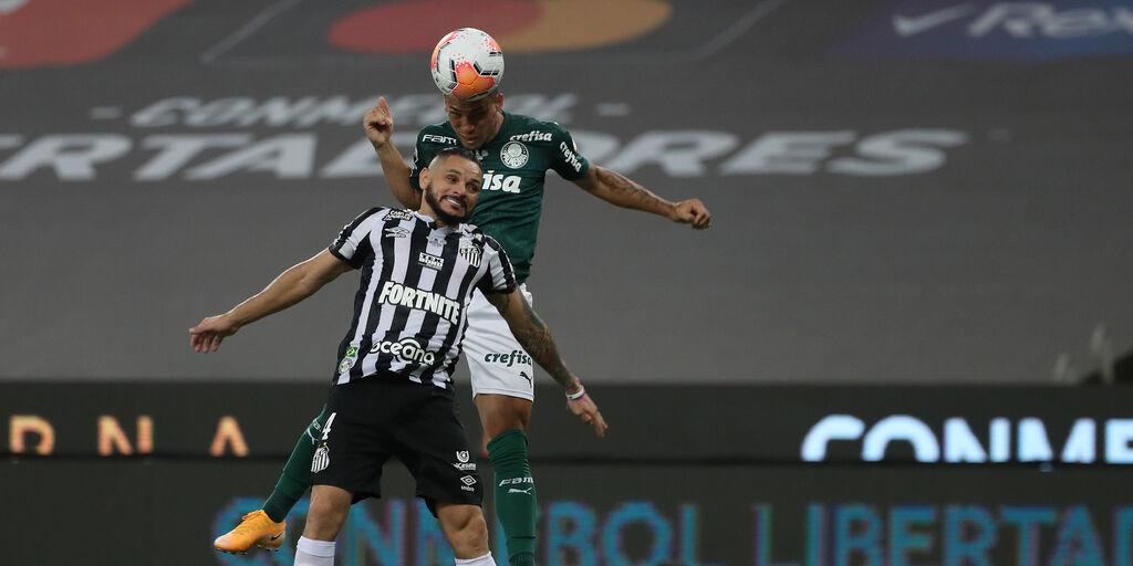Copa Libertadores: Palmeiras-Santos 1-0, Verdão campione del Sud America (Getty Images)