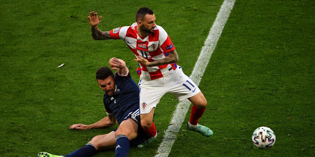 """Lovren: """"Brozovic? Mangiò 2kg di salame prima della finale dei Mondiali"""" (Getty Images)"""