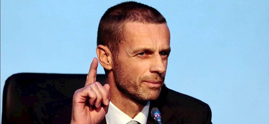 """Superlega, Ceferin furioso: """"Il calcio non appartiene a loro"""" (Getty Images)"""