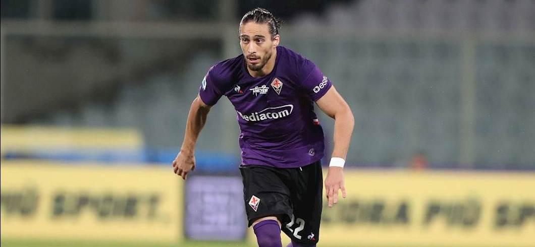 Fiorentina: novità Ribery e Caceres verso la Sampdoria (Getty Images)