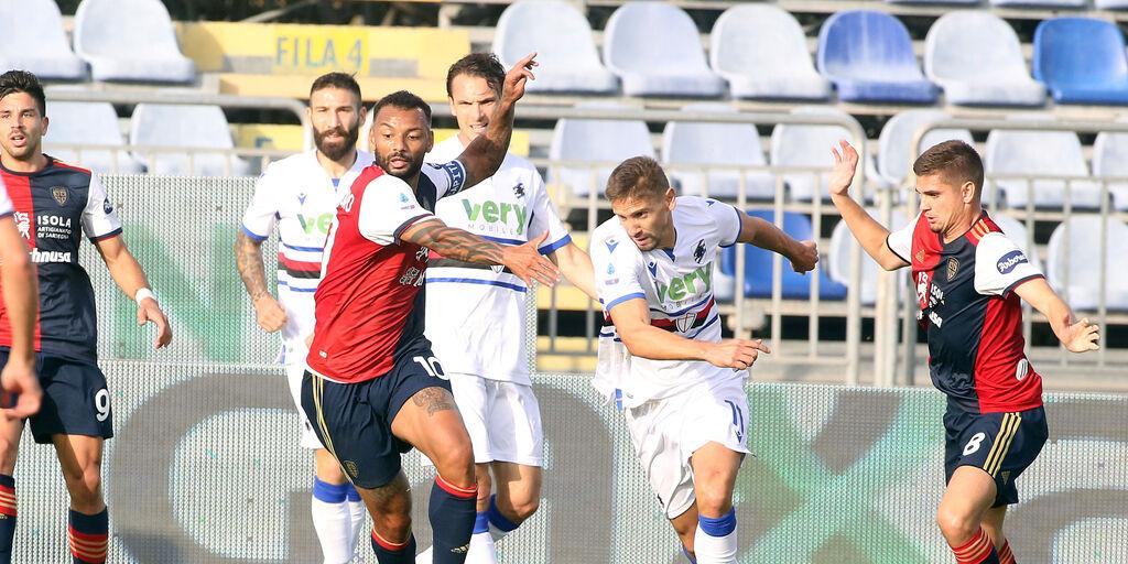 Sampdoria-Cagliari, le probabili formazioni per il Fantacalcio e dove vederla in TV (Getty Images)