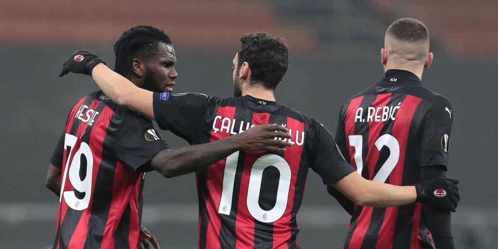 Benevento-Milan, le formazioni ufficiali (Getty Images)