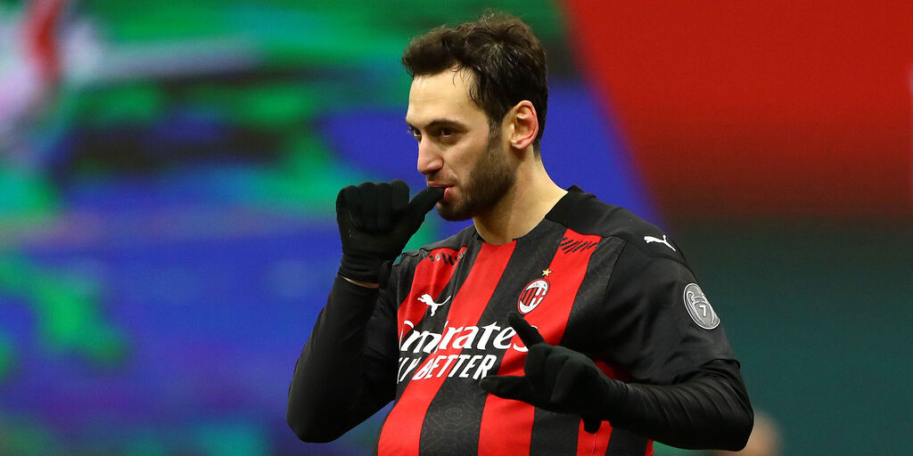 Milan, rinnovo Calhanoglu: le ultime (Getty Images)