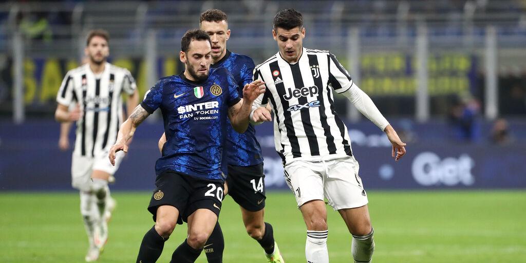 Inter-Juventus 1-1: cronaca, tabellino e voti del fantacalcio (Getty Images)