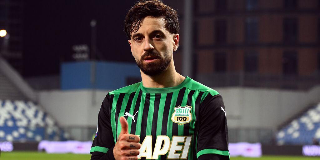 """Sassuolo, Caputo e il gol: """"Sogno il titolo di capocannoniere in Serie A"""" (Getty Images)"""