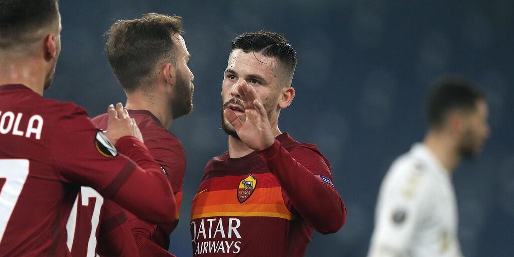 Roma-Braga 3-1: gol e highlights (Getty Images)