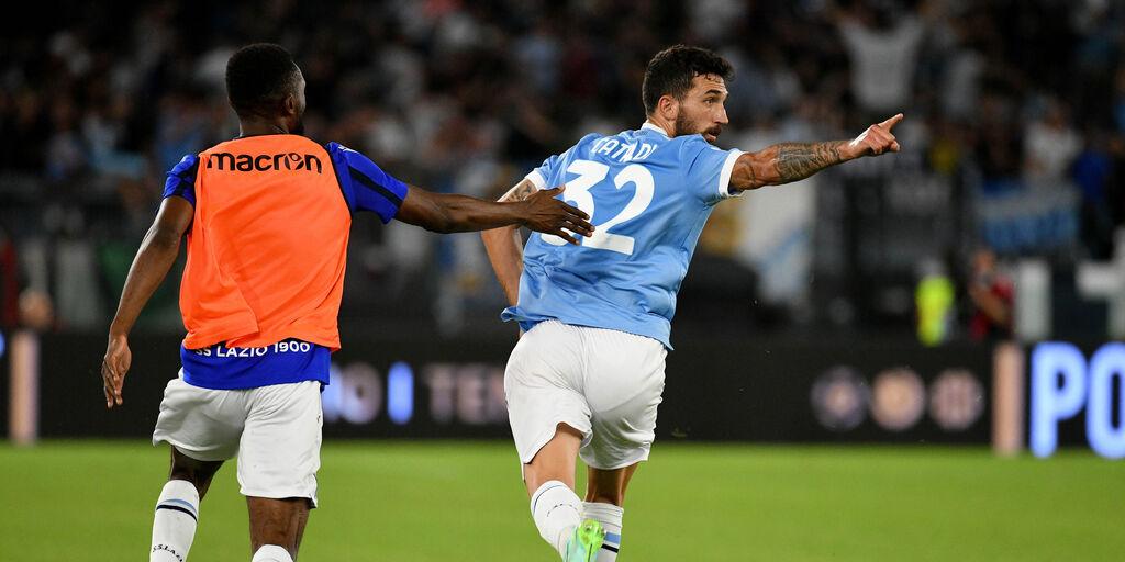 """Lazio, Cataldi: """"Bravi Sarri a coinvolgerci tutti, faremo bene"""" (Getty Images)"""