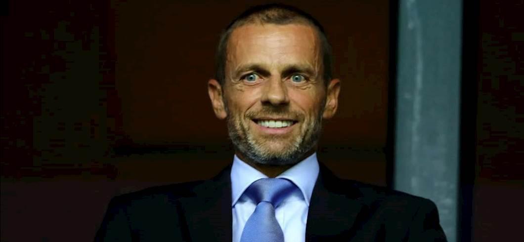 """Superlega, Ceferin: """"Mi hanno mandato il programma, giocano solo Juve e Real Madrid"""" (Getty Images)"""