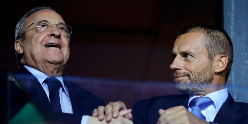 Super Lega, il senso dello strappo tra top club e UEFA (Getty Images)