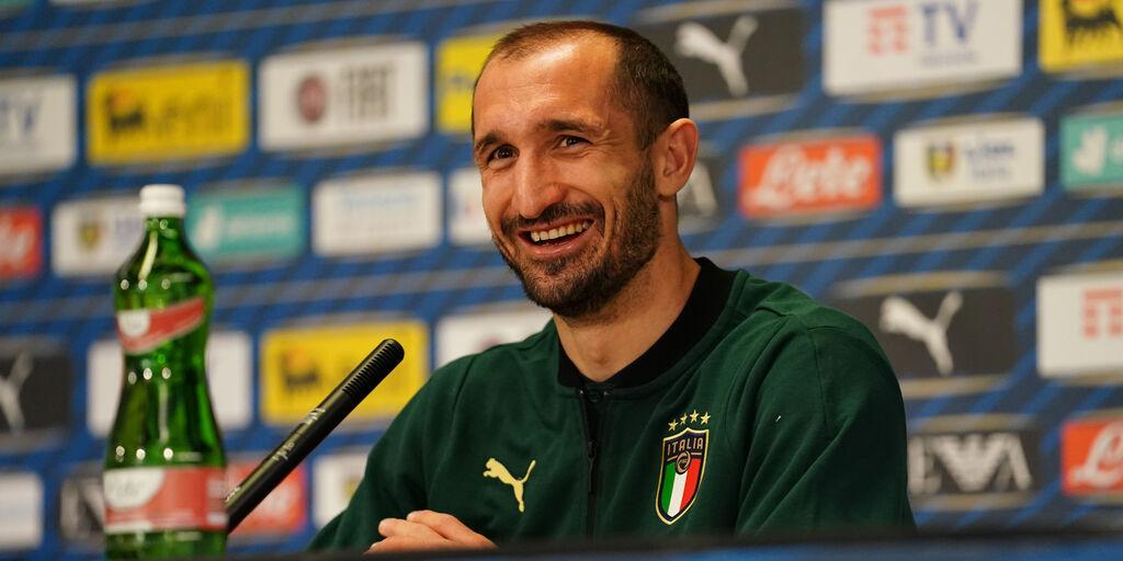"""Italia-Turchia, Chiellini in conferenza: """" (Getty Images)"""