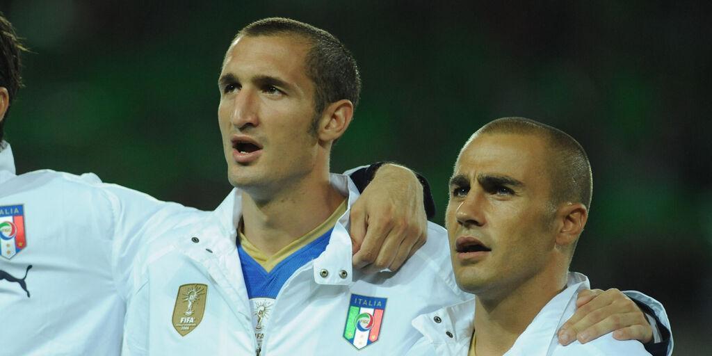 """Italia, senti Cannavaro: """"Chiellini top ma Donnarumma fuoriclasse"""" (Getty Images)"""