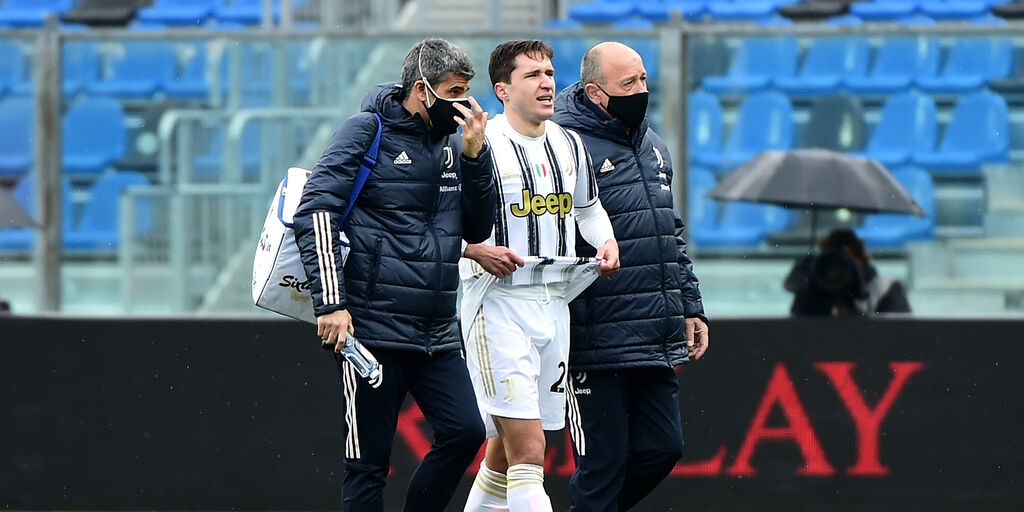 Chiesa e Morata recuperati: report allenamento Juventus  (Getty Images)