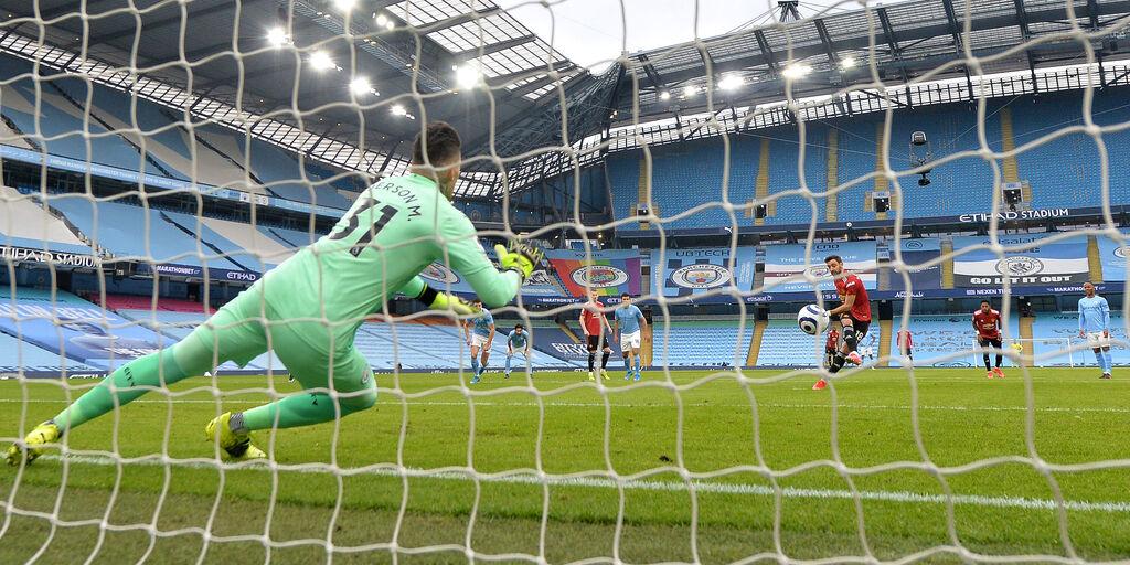 Premier League, lo United si prende il Derby di Manchester: City ko 0-2 (Getty Images)