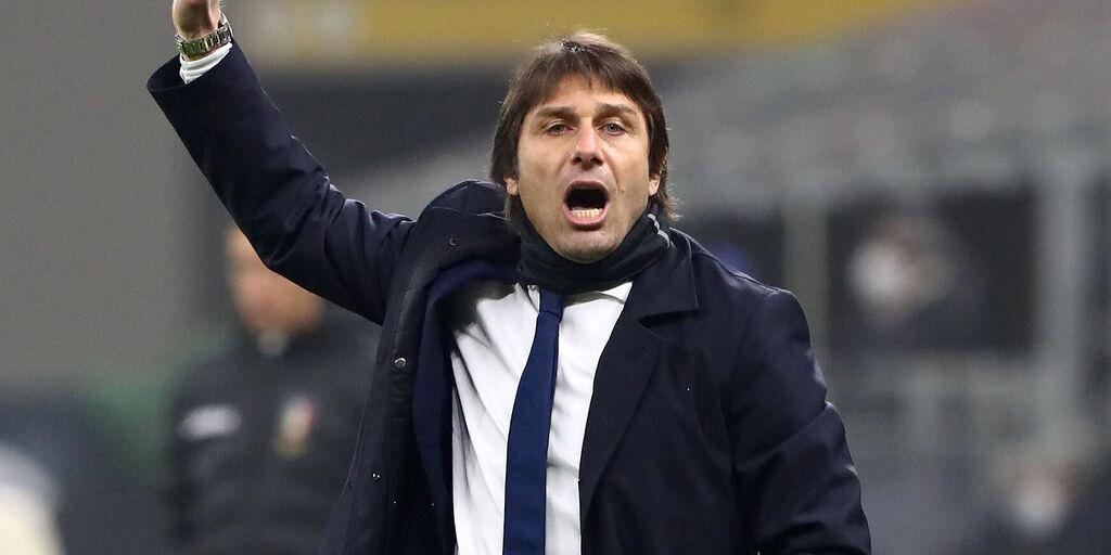 Inter-Atalanta: la conferenza stampa di Conte (Getty Images)