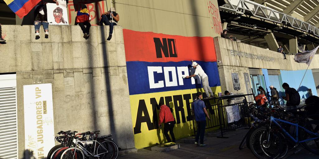 Ufficiale: la Copa America si giocherà in Brasile (Getty Images)