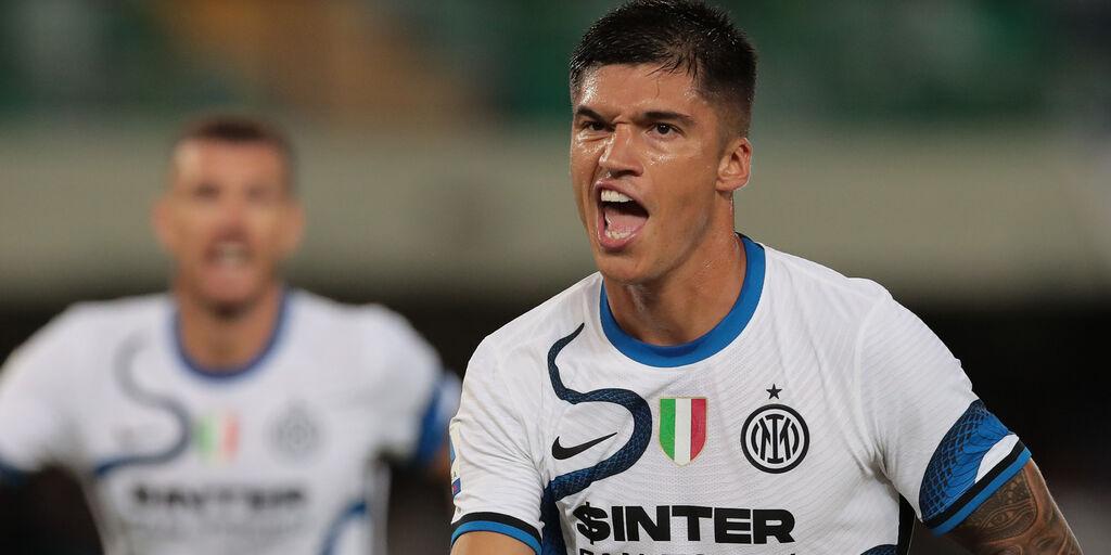 Inter, sospiro di sollievo per Correa: nessuna frattura al bacino (Getty Images)