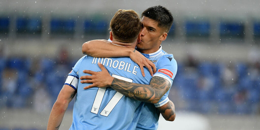 Lazio-Benevento 5-3, gol e highlights (Getty Images)