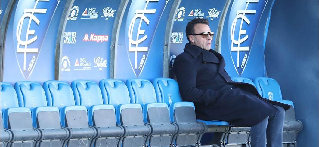 """Corsi al Napoli, stavolta niente scherzi: """"Dionisi come Sarri? No, lo vedo all'Empoli"""" (Getty Images)"""