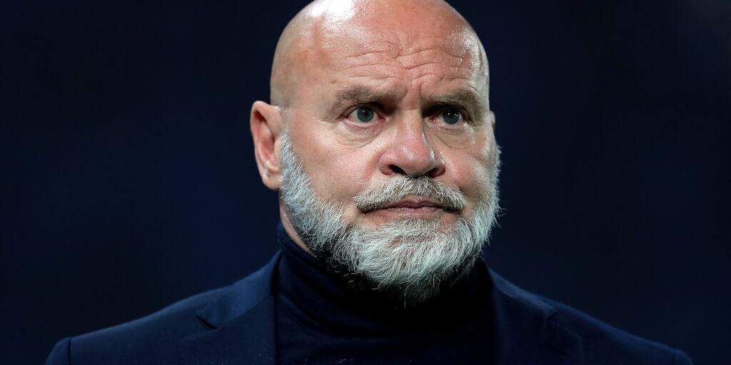 """Lazio, Cosmi in conferenza: """" (Getty Images)"""