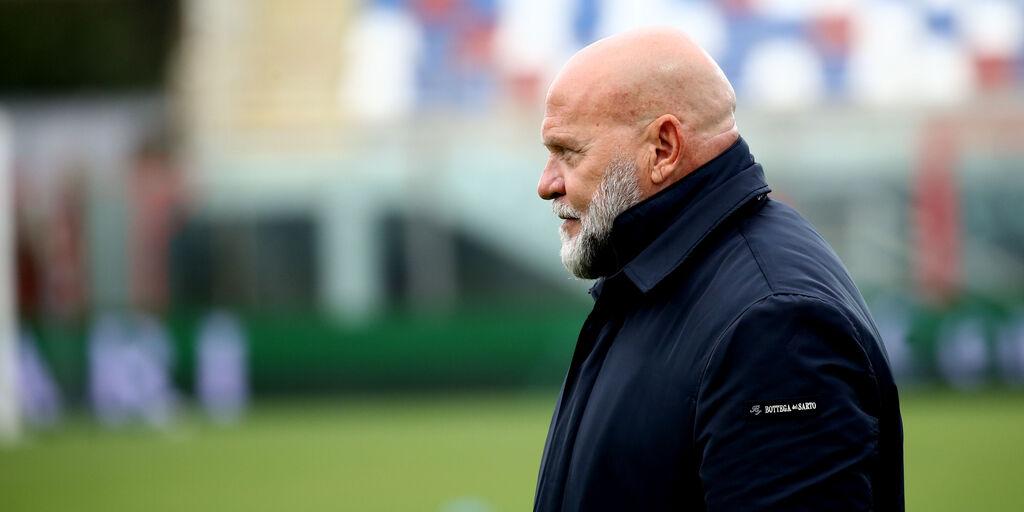"Cosmi: ""Superlega? Mi tengo stretta Spezia-Crotone"" (Getty Images)"