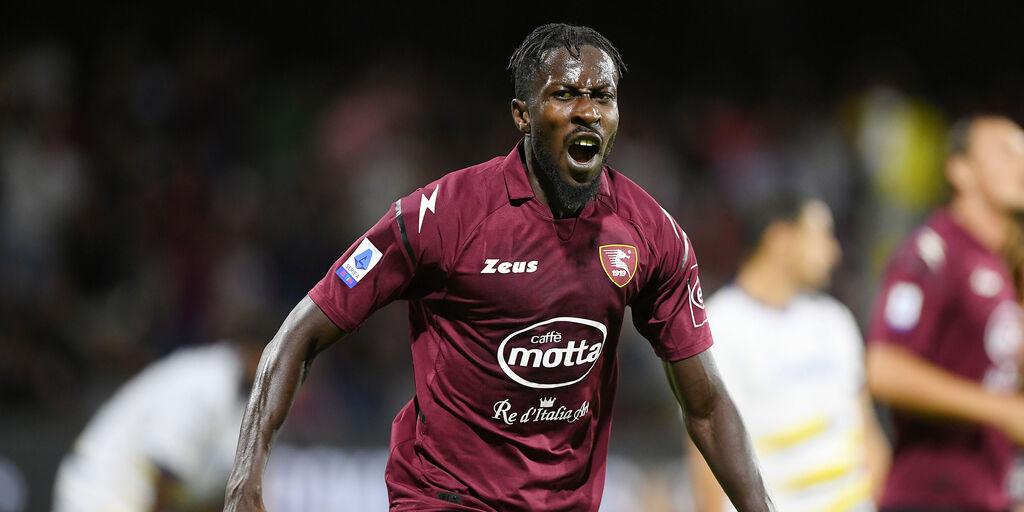 """Salernitana, Coulibaly: """"Ora inizia il nostro cammino in questa Serie A"""" (Getty Images)"""
