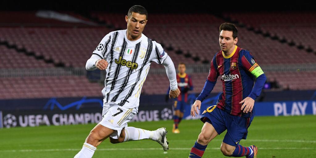 Né Ronaldo né Messi ai quarti di Champions: non succedeva da 16 anni (Getty Images)