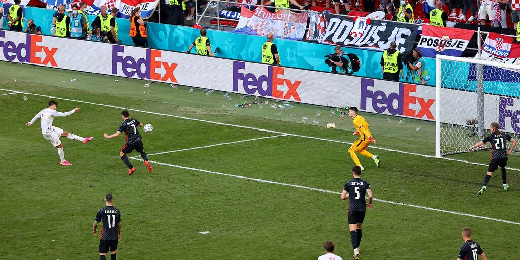 Croazia-Spagna 3-5: cronaca, tabellino e voti per il Fantacalcio (Getty Images)